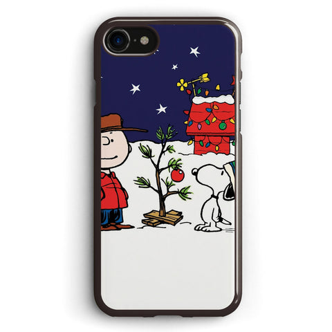 A Charlie Brown Christmas Apple iPhone 7 Case Cover ISVB354