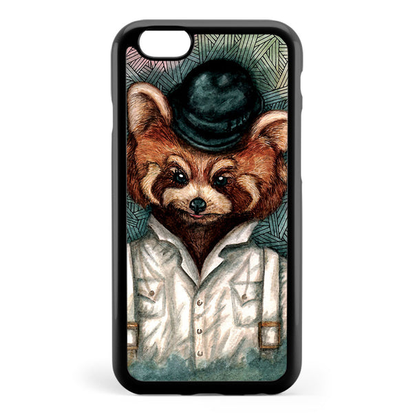 A Clockwork Red Panda Apple iPhone 6 / iPhone 6s Case Cover ISVB355