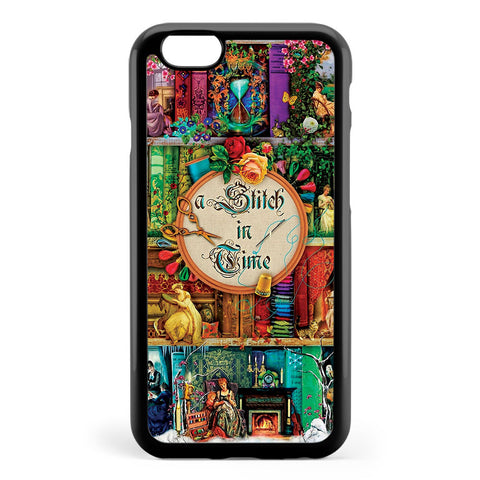 A Stitch in Time Apple iPhone 6 / iPhone 6s Case Cover ISVE377