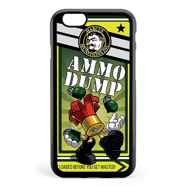 Ammo Dump Apple iPhone 6 / iPhone 6s Case Cover ISVE908
