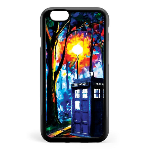 Abandoned Time Travel Apple iPhone 6 / iPhone 6s Case Cover ISVB914
