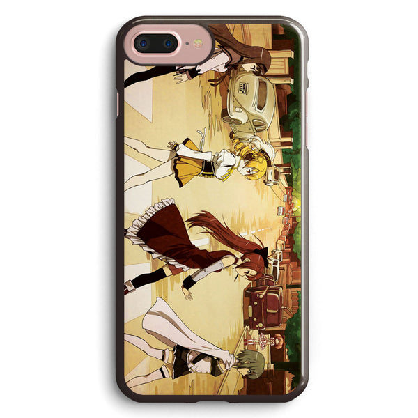 Abbey Road Mahou Shoujo Madoka Magica Apple iPhone 7 Plus Case Cover ISVB915