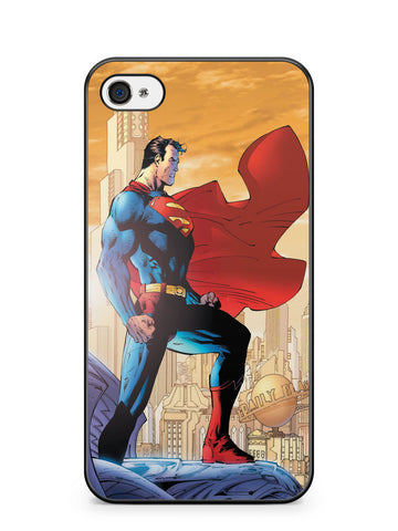 Absolute Superman Apple iPhone 4 / iPhone 4S Case Cover ISVA230
