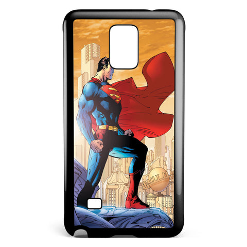Absolute Superman Samsung Galaxy Note 4 Case Cover ISVA230