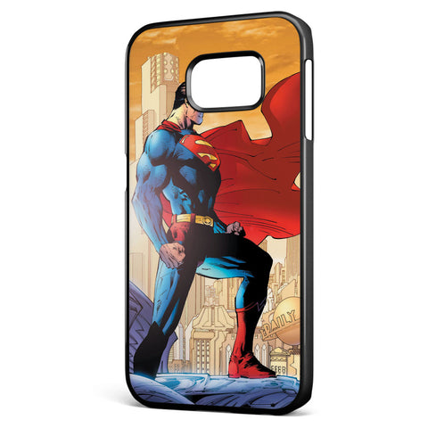 Absolute Superman Samsung Galaxy S6 Edge Case Cover ISVA230