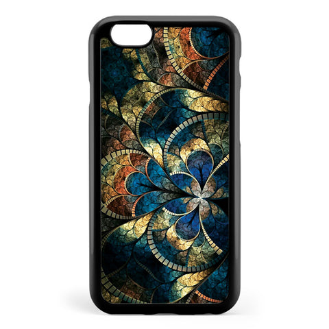 Abstract Flower Apple iPhone 6 / iPhone 6s Case Cover ISVG403