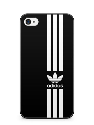 Adidas Black Strip Apple iPhone 4 / iPhone 4S Case Cover ISVA472