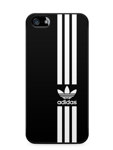 Adidas Black Strip Apple iPhone SE / iPhone 5 / iPhone 5s Case Cover  ISVA472