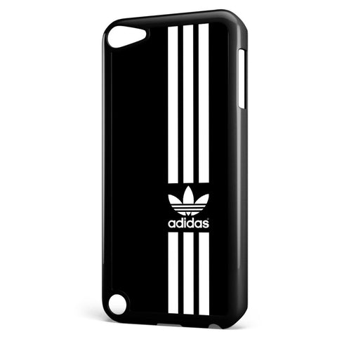 Adidas Black Strip Apple iPod Touch 5 Case Cover ISVA472