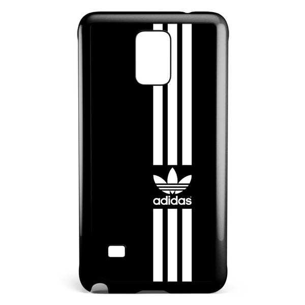 Adidas Black Strip Samsung Galaxy Note 4 Case Cover ISVA472