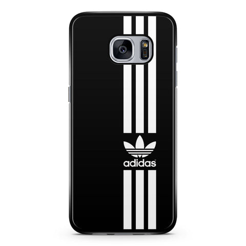Adidas Black Strip Samsung Galaxy S7 Case Cover ISVA472