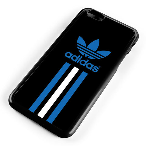 Adidas Blue and White Stripe Apple iPhone 6 Plus / iPhone 6s Plus ISVA473