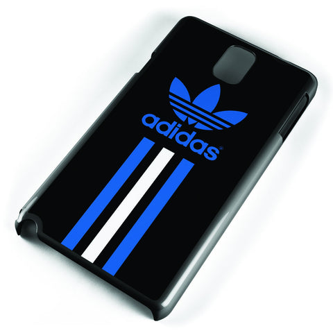 Adidas Blue and White Stripe Samsung Galaxy Note 3 Case Cover ISVA473