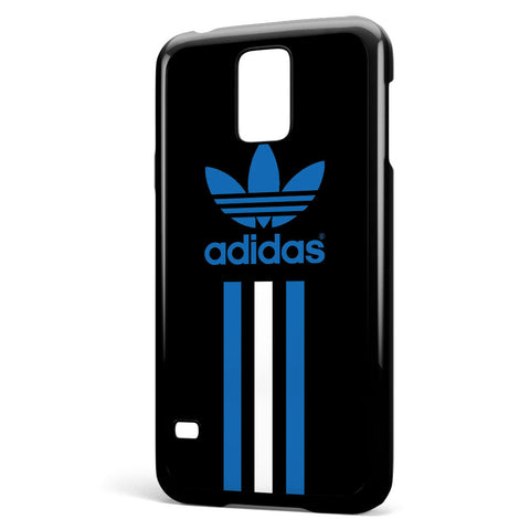 Adidas Blue and White Stripe Samsung Galaxy S5 Case Cover ISVA473