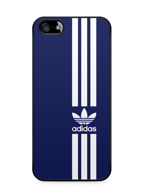 Adidas Blue Strip Apple iPhone SE / iPhone 5 / iPhone 5s Case Cover  ISVA471