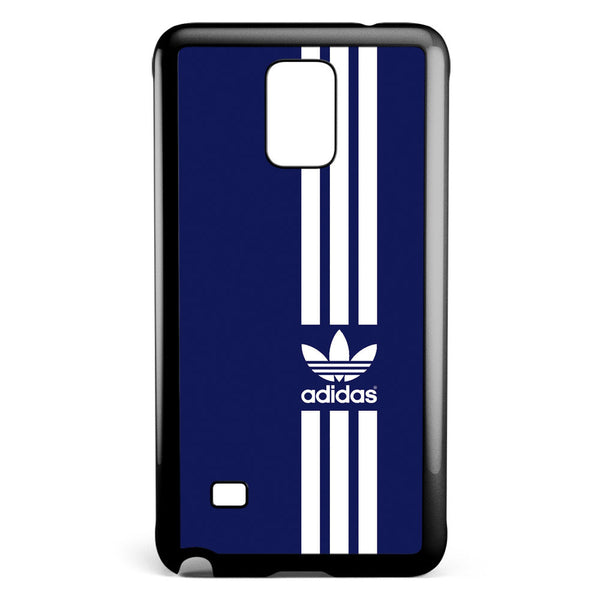 Adidas Blue Strip Samsung Galaxy Note 4 Case Cover ISVA471