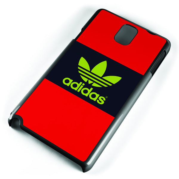 Adidas Red and Blue Logo Samsung Galaxy Note 3 Case Cover ISVA474
