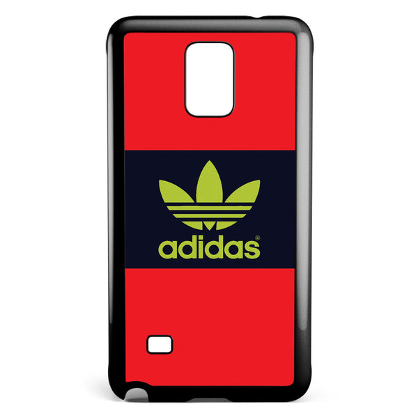 Adidas Red and Blue Logo Samsung Galaxy Note 4 Case Cover ISVA474