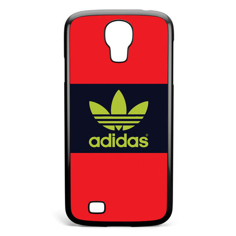 Adidas Red and Blue Logo Samsung Galaxy S4 Case Cover ISVA474