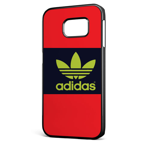 Adidas Red and Blue Logo Samsung Galaxy S6 Edge Case Cover ISVA474