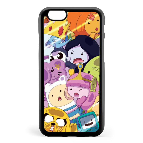 Adventure Time Characters in a Box Apple iPhone 6 / iPhone 6s Case Cover ISVB921