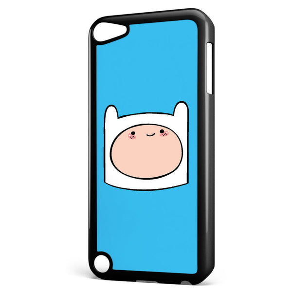 Adventure Time Finn Head Apple iPod Touch 5 Case Cover ISVA407
