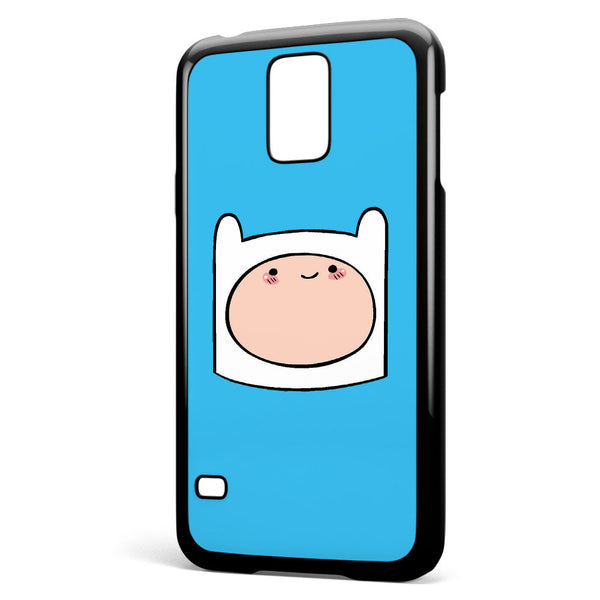 Adventure Time Finn Head Samsung Galaxy S5 Case Cover ISVA407
