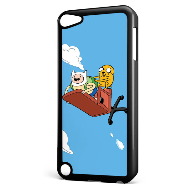 Adventure Time Flying Finn and Jack Apple iPod Touch 5 Case Cover ISVA413