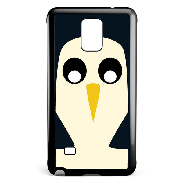 Adventure Time Gunter Samsung Galaxy Note 4 Case Cover ISVA417
