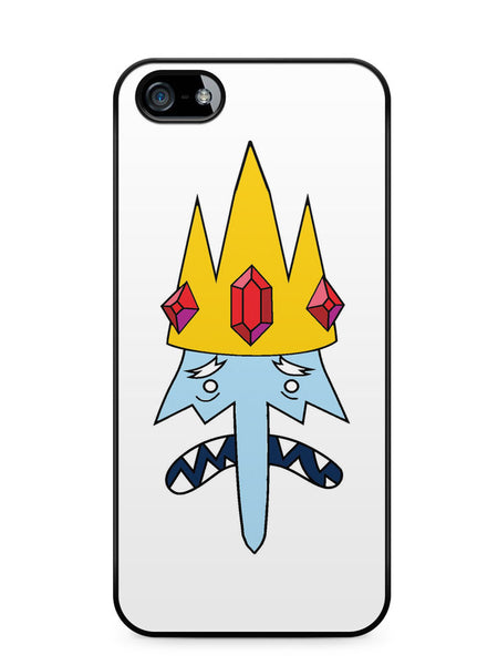 Adventure Time Ice King Apple iPhone 5c Case Cover ISVA420