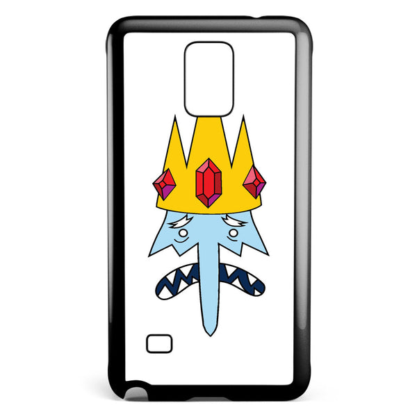 Adventure Time Ice King Samsung Galaxy Note 4 Case Cover ISVA420