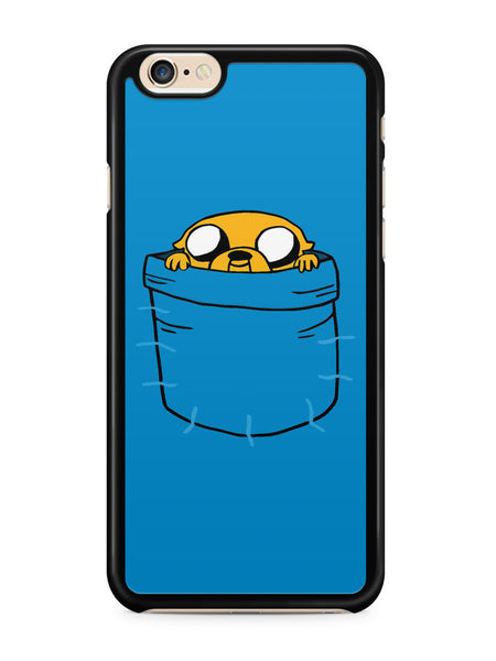 Adventure Time Pocket Jack Apple iPhone 6 / iPhone 6s Case Cover ISVA411
