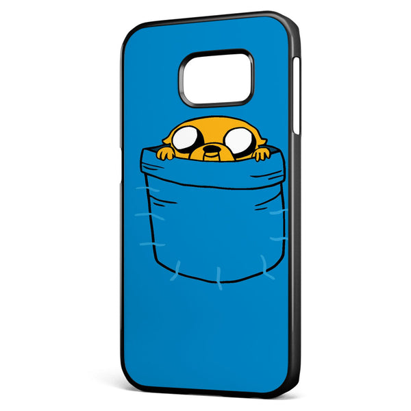 Adventure Time Pocket Jack Samsung Galaxy S6 Edge Case Cover ISVA411
