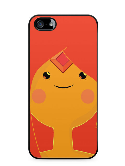 Adventure Time Princess Flame Apple iPhone SE / iPhone 5 / iPhone 5s Case Cover  ISVA418