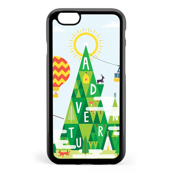 Adventure Mountain Apple iPhone 6 / iPhone 6s Case Cover ISVE897