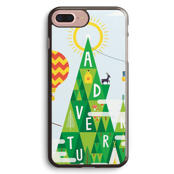 Adventure Mountain Apple iPhone 7 Plus Case Cover ISVE897