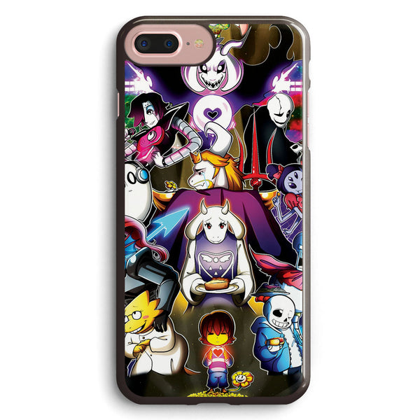 All Cast Undertale Apple iPhone 7 Plus Case Cover ISVG904
