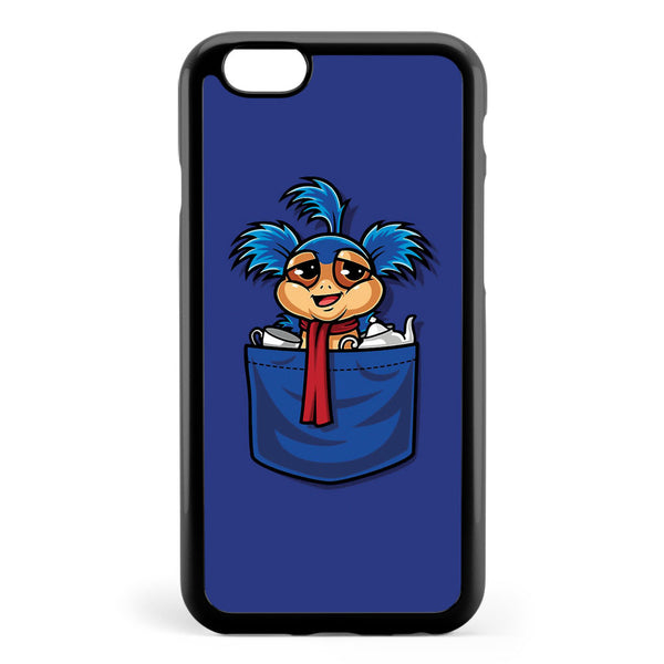 Allo  Come Inside  As Seen on Teefury Apple iPhone 6 / iPhone 6s Case Cover ISVD823