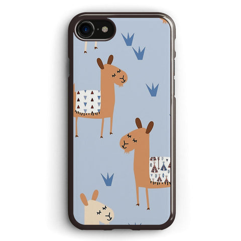 Alpaca Apple iPhone 7 Case Cover ISVD198