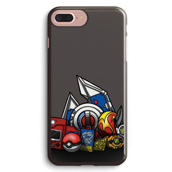 Anime Monsters Apple iPhone 7 Plus Case Cover ISVA794