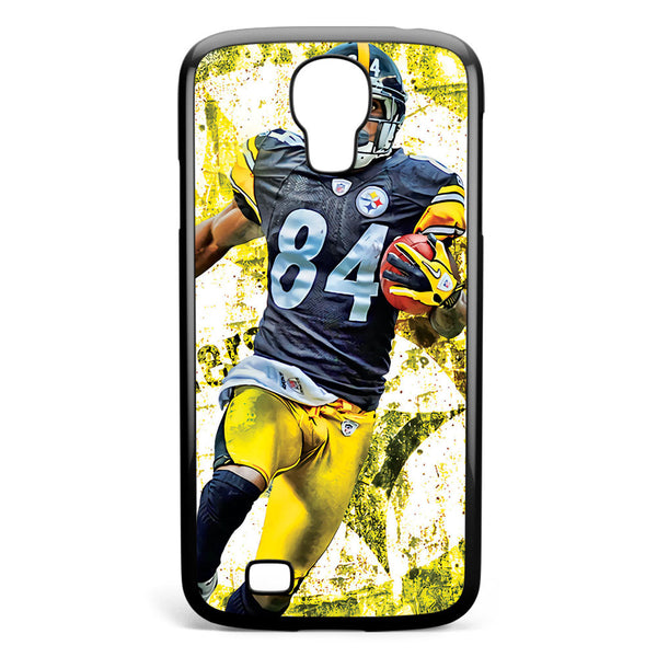 Antonio Brown Pittsburgh Steelers Samsung Galaxy S4 Case Cover ISVA003