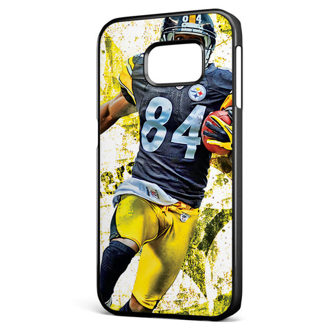 Antonio Brown Pittsburgh Steelers Samsung Galaxy S6 Edge Case Cover ISVA003