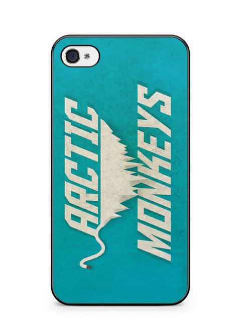 Arctic Monkeys Apple iPhone 4 / iPhone 4S Case Cover ISVA006