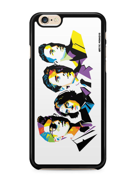 Arctic Monkeys Popart Apple iPhone 6 / iPhone 6s Case Cover ISVA007