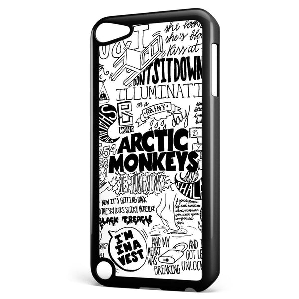 Arctic Monkeys Suck It and See Lyrics Apple iPod Touch 5 Case Cover ISVA005
