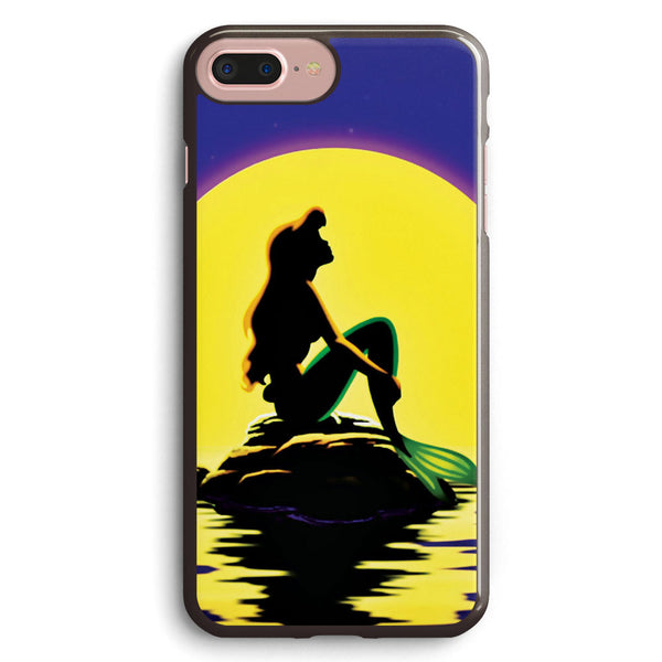 Ariel Sitting on a Rock Apple iPhone 7 Plus Case Cover ISVD834