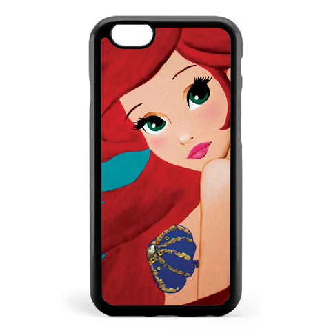 Ariel the Little Mermaid Apple iPhone 6 / iPhone 6s Case Cover ISVB946