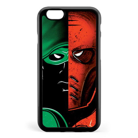 Arrow Vs Deathstroke Apple iPhone 6 / iPhone 6s Case Cover ISVG005