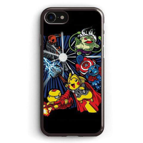 Avengermon) Apple iPhone 7 Case Cover ISVG916