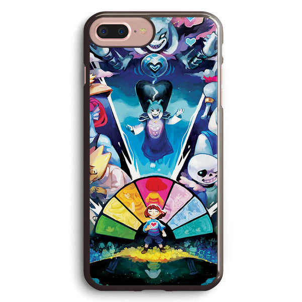 Awesome Undertale Art Apple iPhone 7 Plus Case Cover ISVG918